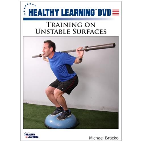 Training On Unstable Surfaces - Dvd Format - 827008219193-dvd - Tennis Tennis Dvd And Videos Adult Coaching Dvd 827008219193-DVD