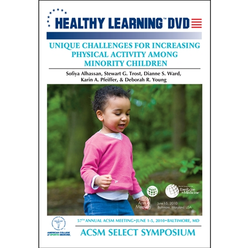 Unique Challenges For Increasing Physical Activity Among Minority Children - Download Format - 827008034291-dow - Toys Hands On Math Activities 827008034291-DOW