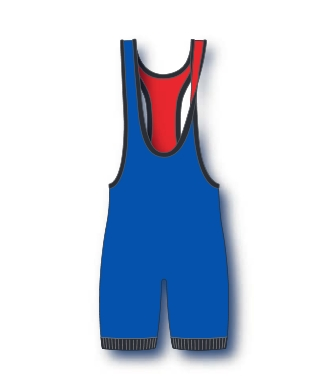 cfdaedbe4  335.40 More Details · Low-cut Reversible Wrestling Suit - Reverses To Red  - 2 - Wrestling Apparel
