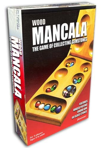 Folding Mancala Game - 21281 - Toys Toddler Active Play 21281