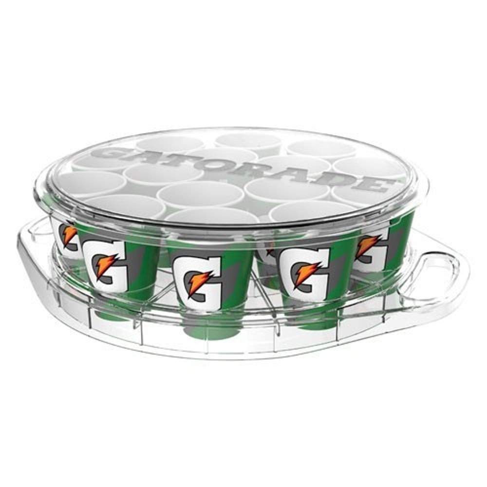 Gatorade Cup Carrier With Lid - 59143 - Tennis Court Equipment Coolers & Accessories 59143