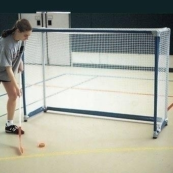 Goal Sports - Deluxe Floor Hockey Goals (pair) - Pair - 9674 - Hockey Nhl Hockey Dallas Stars Action Figures 9674