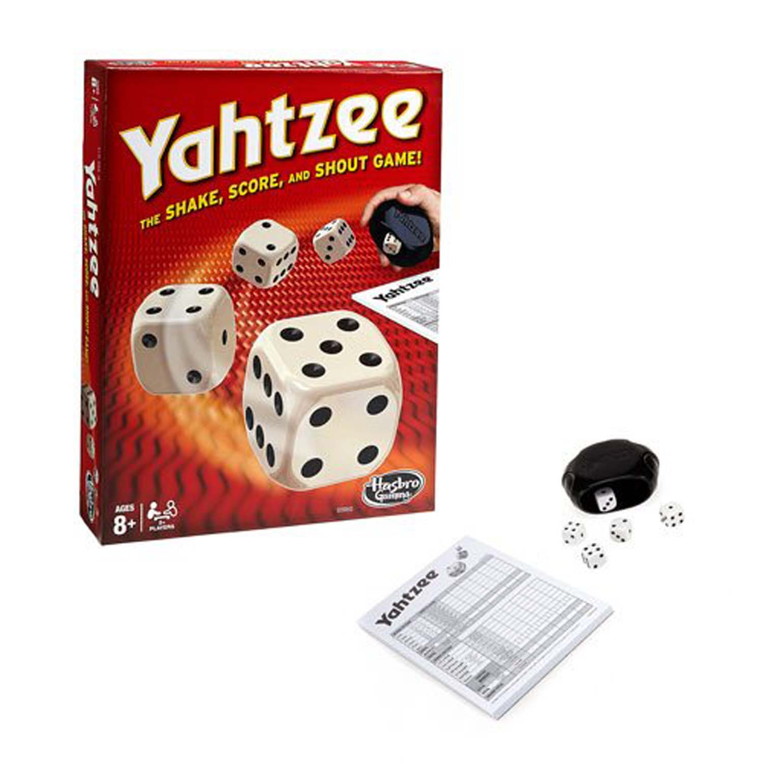 Yahtzee Board Game - 21213 - Strategy Board Games Go Board Game