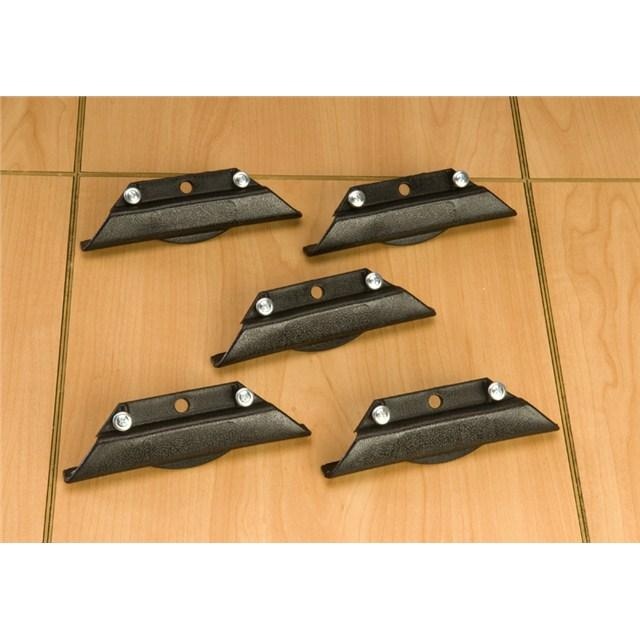 Replacement Clamps - Set Of Five (old Style) - Tkh500 - Wall And Ball Fives TKH500