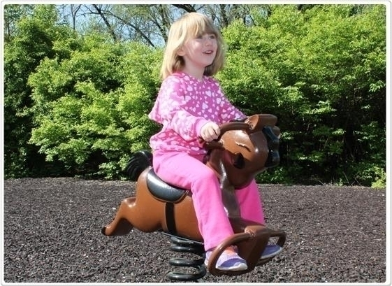 Toys Riding Toys Rocking & Spring Riding Toys - 361-507 - Derby Spring Rider 361-507