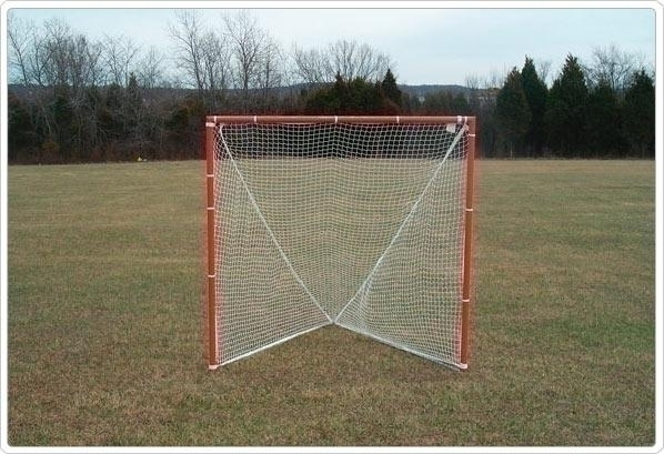 Lacrosse Goal- Portable (pair With Nets) - 562-605 - Soccer Soccer Goals Portable Training Goals 562-605