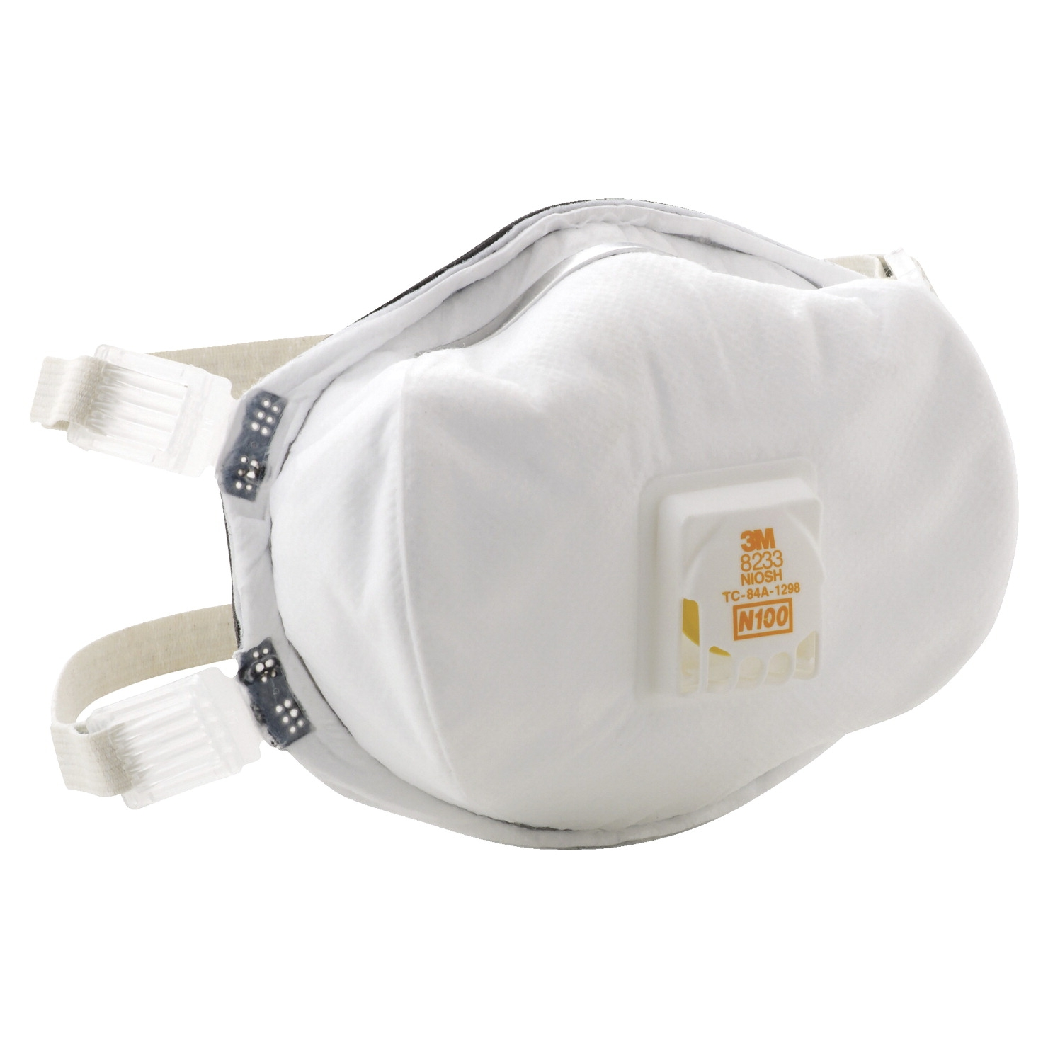 3m Particulate Respirator; White - 1091862 - Facilities Management Facility Supplies First Aid Health Supplies Diagnostic Bandages And Masks 1091862