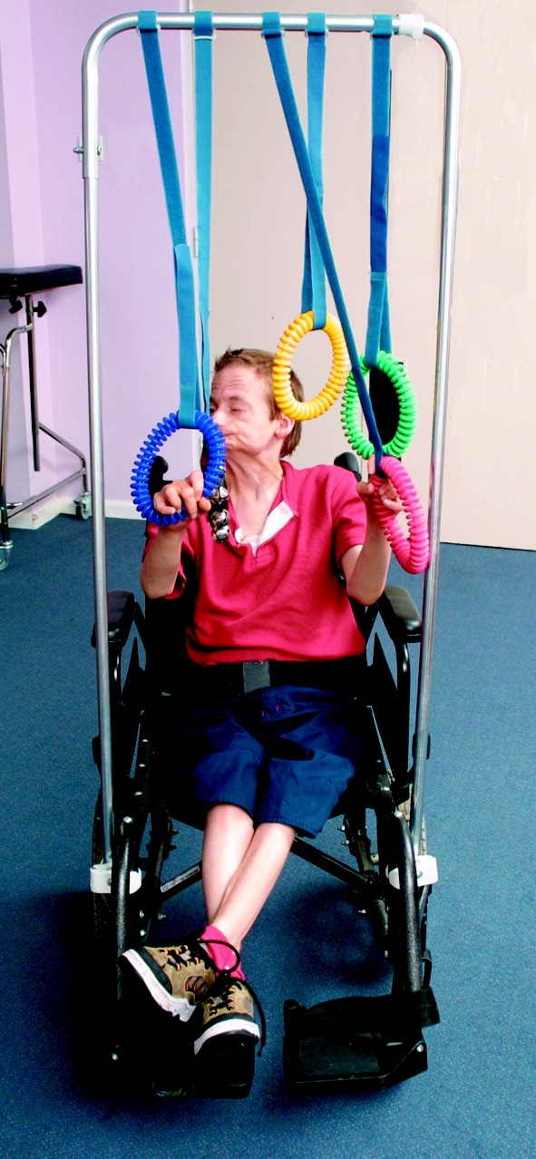 Activity Arches-wheelchair - 023011 - Special Needs Sensory Processing Multi Sensory 023011
