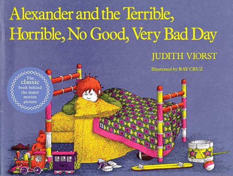 Classroom Library Alexander And The Terrible; Horrible; No Good; Very Bad Day; Full Classroom Lit Kit - 1575094 - Instructional Materials Resources Science Activities Equipment Physical Science Projects Books 1575094