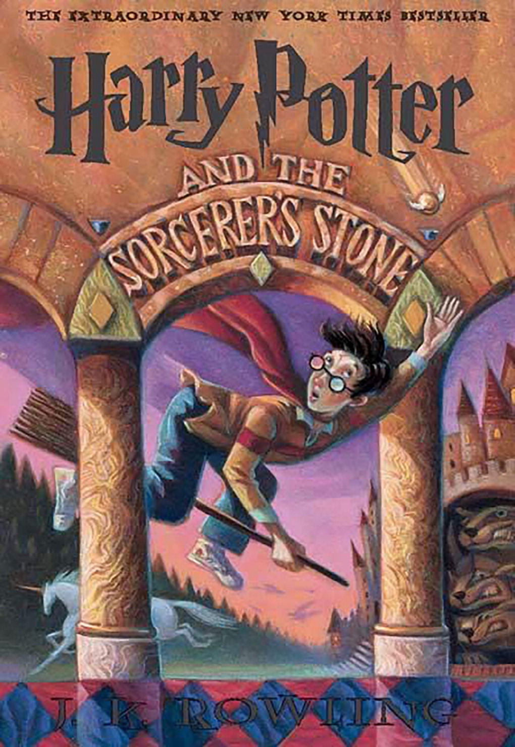 Classroom Library Harry Potter And The Sorcerer's Stone; Read-along Kit - 1574631 - Instructional Materials Resources Science Activities Equipment Physical Science Projects Books 1574631