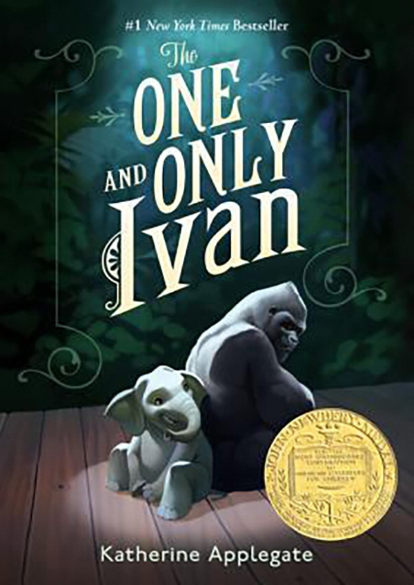 Classroom Library The One And Only Ivan; Small Group Lit Kit - 1575429 - Instructional Materials Resources Science Activities Equipment Physical Science Projects Books 1575429