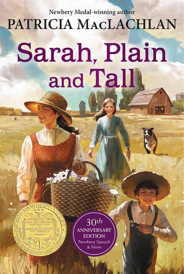 Classroom Library Sarah; Plain And Tall; Read-along Kit - 1575364 - Instructional Materials Resources Science Activities Equipment Physical Science Projects Books 1575364