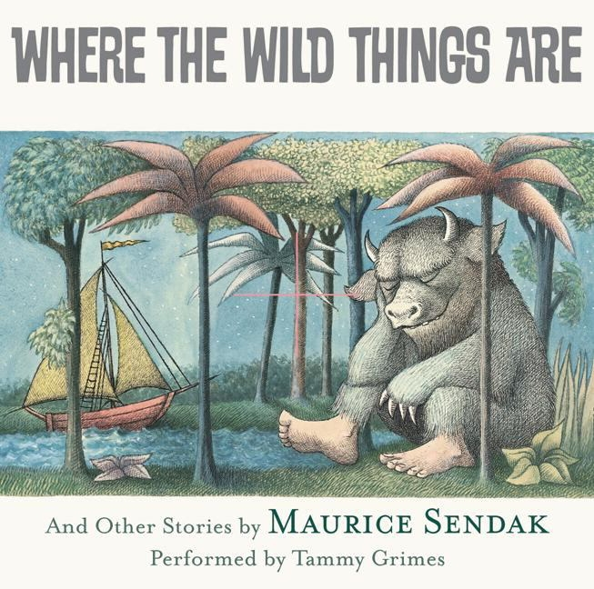 Classroom Library Where The Wild Things Are; Read-along Kit - 1575442 - Games Games Books 1575442