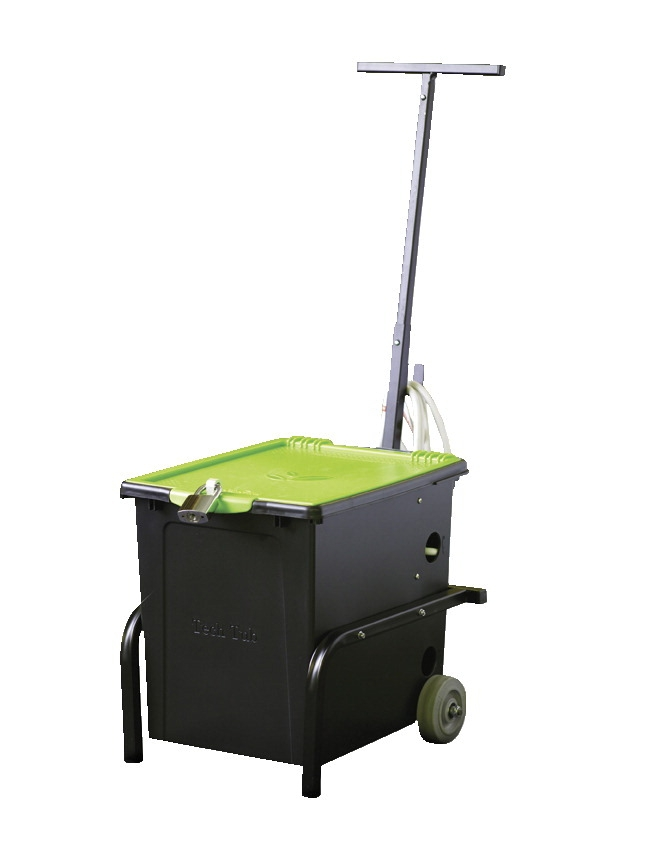 Copernicus Tech Tub Trolley With 1 Premium Tech Tub; Holds 10 Tablets - 1530126 - Toys Storage Tubs 1530126