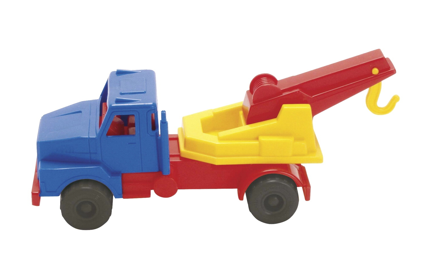 Toys Manipulatives - 269003 - Dantoy Tow Truck Toy; 9-1/2 Inches 269003