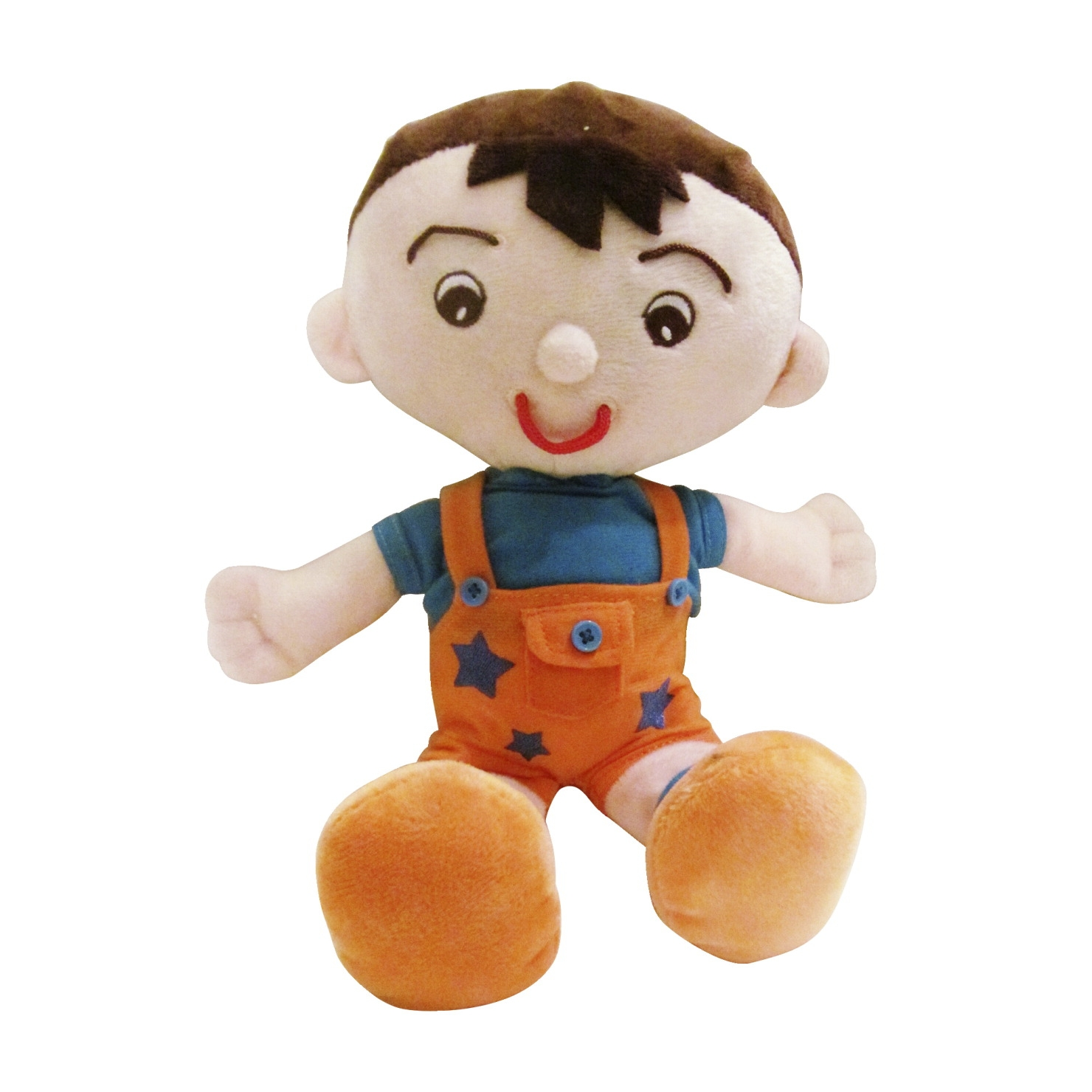 Emotiplush Tommy Doll - 1543369 - Toys Dolls Playsets & Toy Figures Doll & Action Figure Accessories 1543369