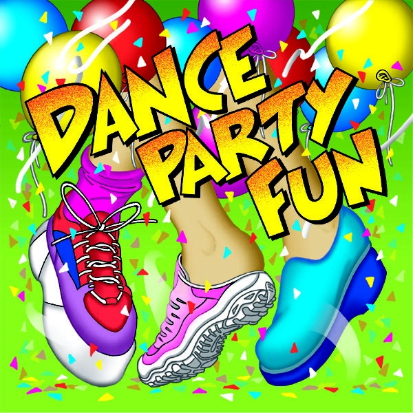 Toys Books & Cds - 070376 - Kimbo Educational Dance Party Fun Activities Cd; Ages 3 And Up 070376
