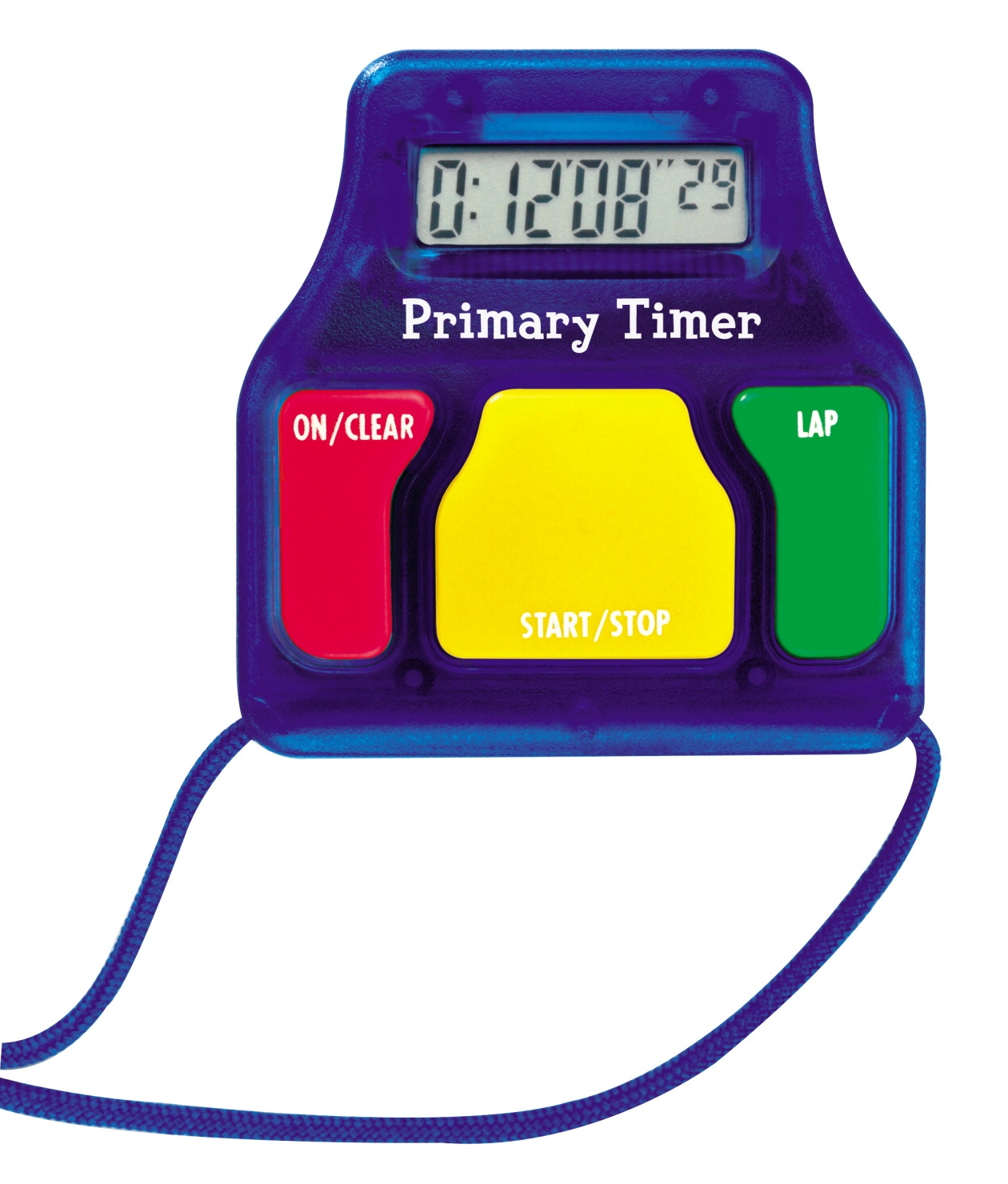 Toys Sports Toys Fitness Toys & Accessories - 083153 - Learning Resources Primary Timers; Set Of 6 083153