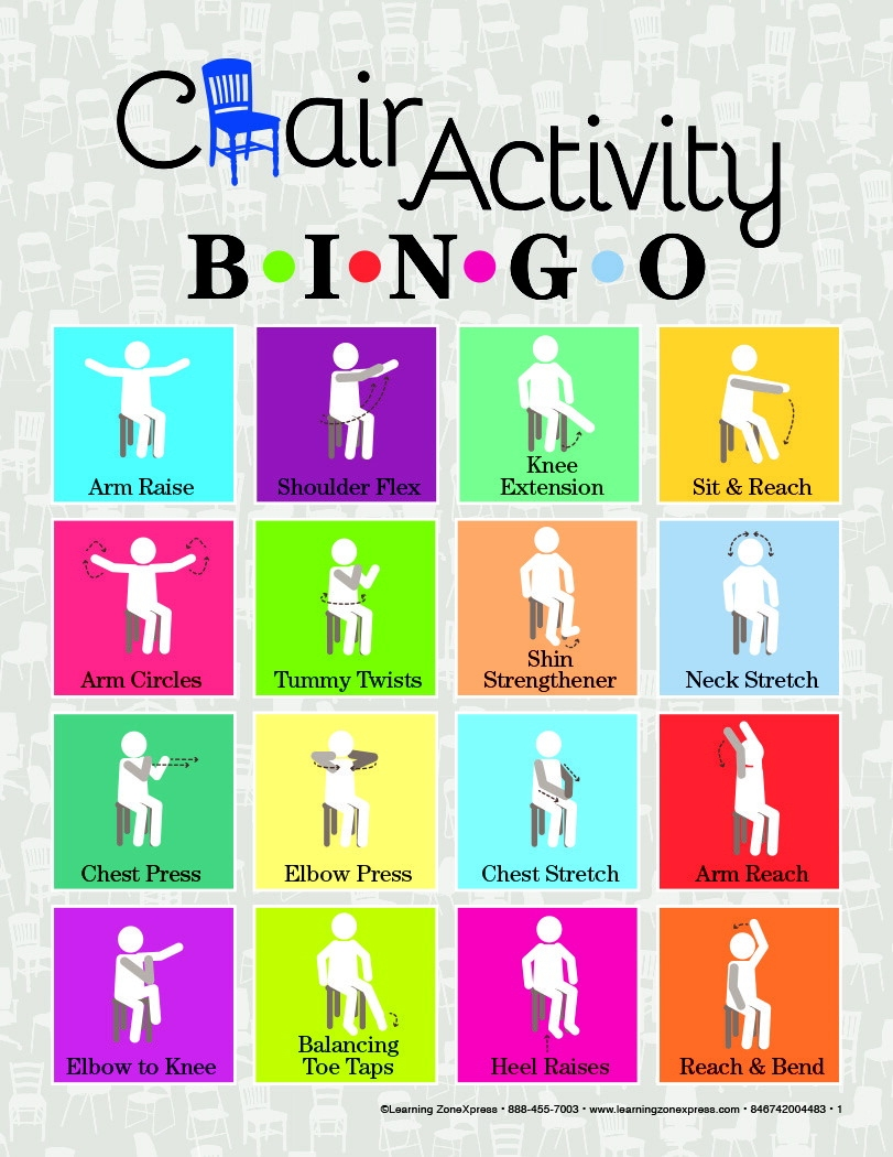 Bowling Outdoor Activities Bowling - 1480656 - Learning Xpress Chair Activity Bingo 1480656