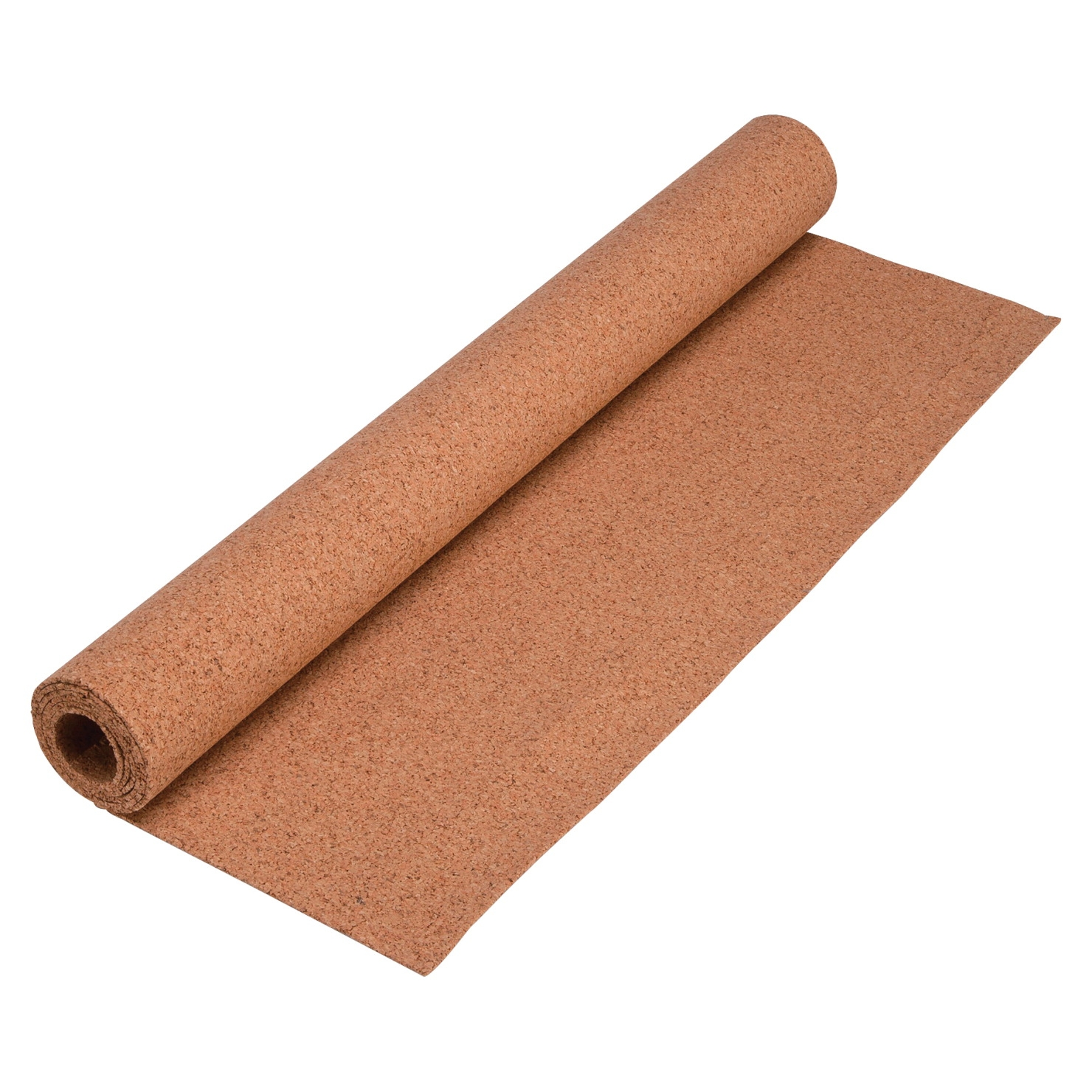 Lorell Bulletin Board Roll; 24 X 48 X 3/32 In; Natural Cork; Brown - 1442571 - Toys Conceptual Knowledge Of The Natural And Physical World 1442571