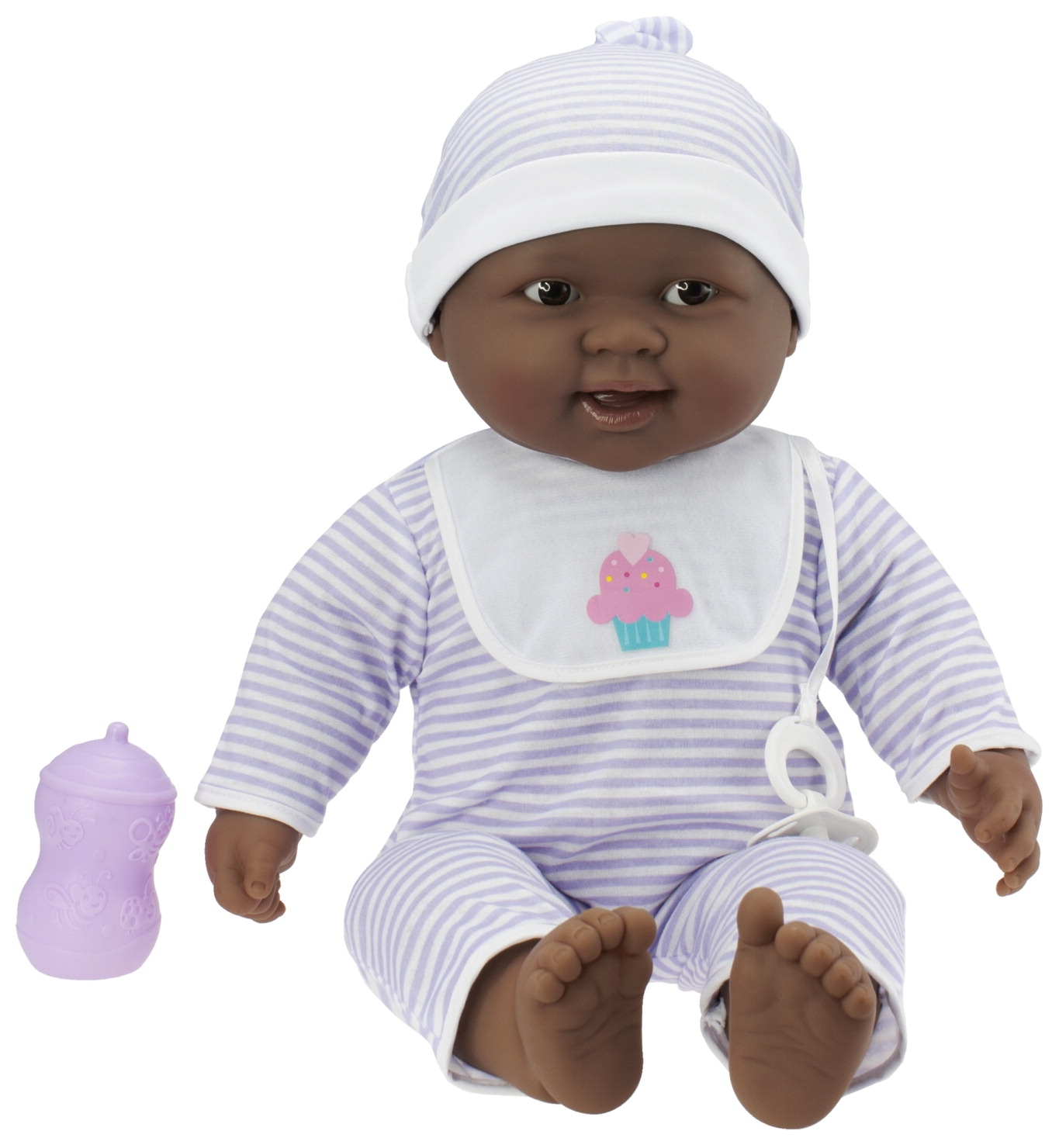 Toys Dolls Playsets & Toy Figures Doll & Action Figure Accessories - 1288980 - Lots To Cuddle Soft Body Doll; African American 1288980