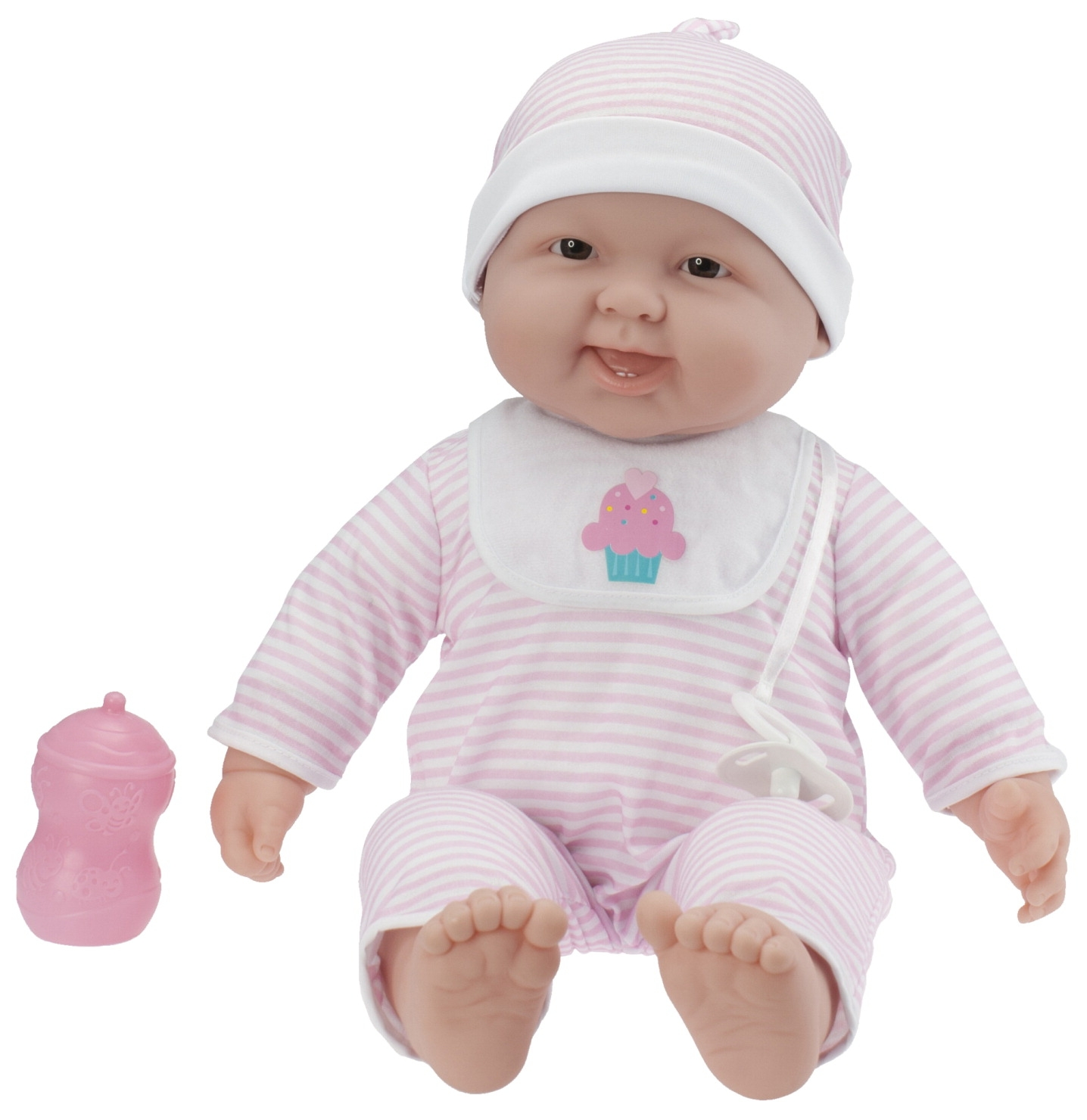 Lots To Cuddle Soft Body Doll; Caucasian - 1288981 - Toys Dramatic Play 1288981