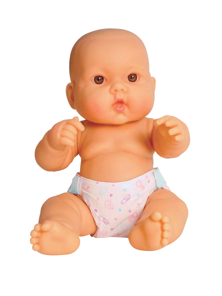 Lots To Love Doll Baby; 10 Inches; Various Doll Styles; Caucasian - 1301680 - Toys Dramatic Play 1301680