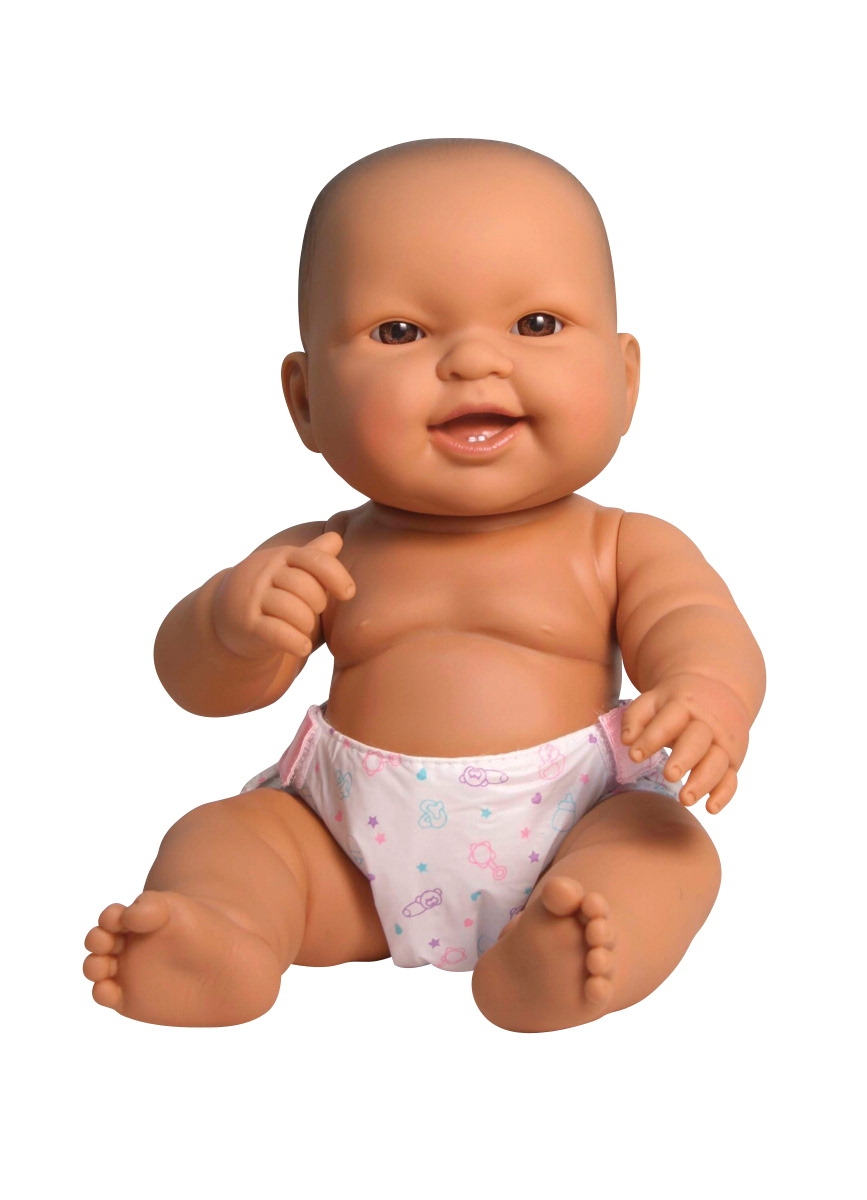 Toys Dolls Playsets & Toy Figures Doll & Action Figure Accessories - 1302319 - Lots To Love Doll Baby; 14 Inches; Various Doll Styles; Hispanic 1302319