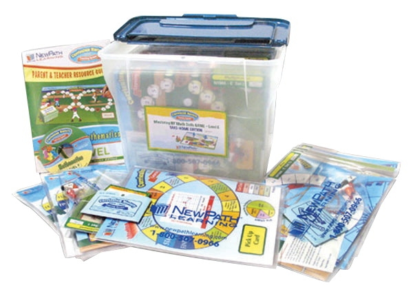 Newpath Brighter Child Take Home Edition Math Curriculum Mastery Game - 1449685 - Bowling Outdoor Activities Bowling 1449685