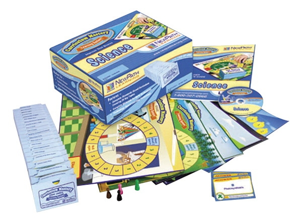 Newpath Science Classroom Pack; Grade 2; 25 Sets - 092088 - Instructional Materials Resources Science Activities Equipment Physical Science Projects Books 092088