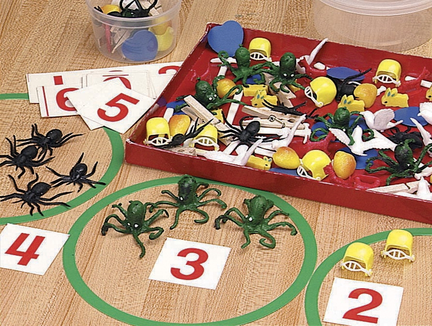 Primary Concepts Math Ready Sets - 251607 - Toys Manipulatives 251607