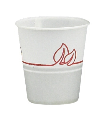School Health Paper Cups; 3 Oz; Flat Bottom; Case Of 5000 - 1529386 - Special Populations First Aid Health Supplies Diagnostic 1529386