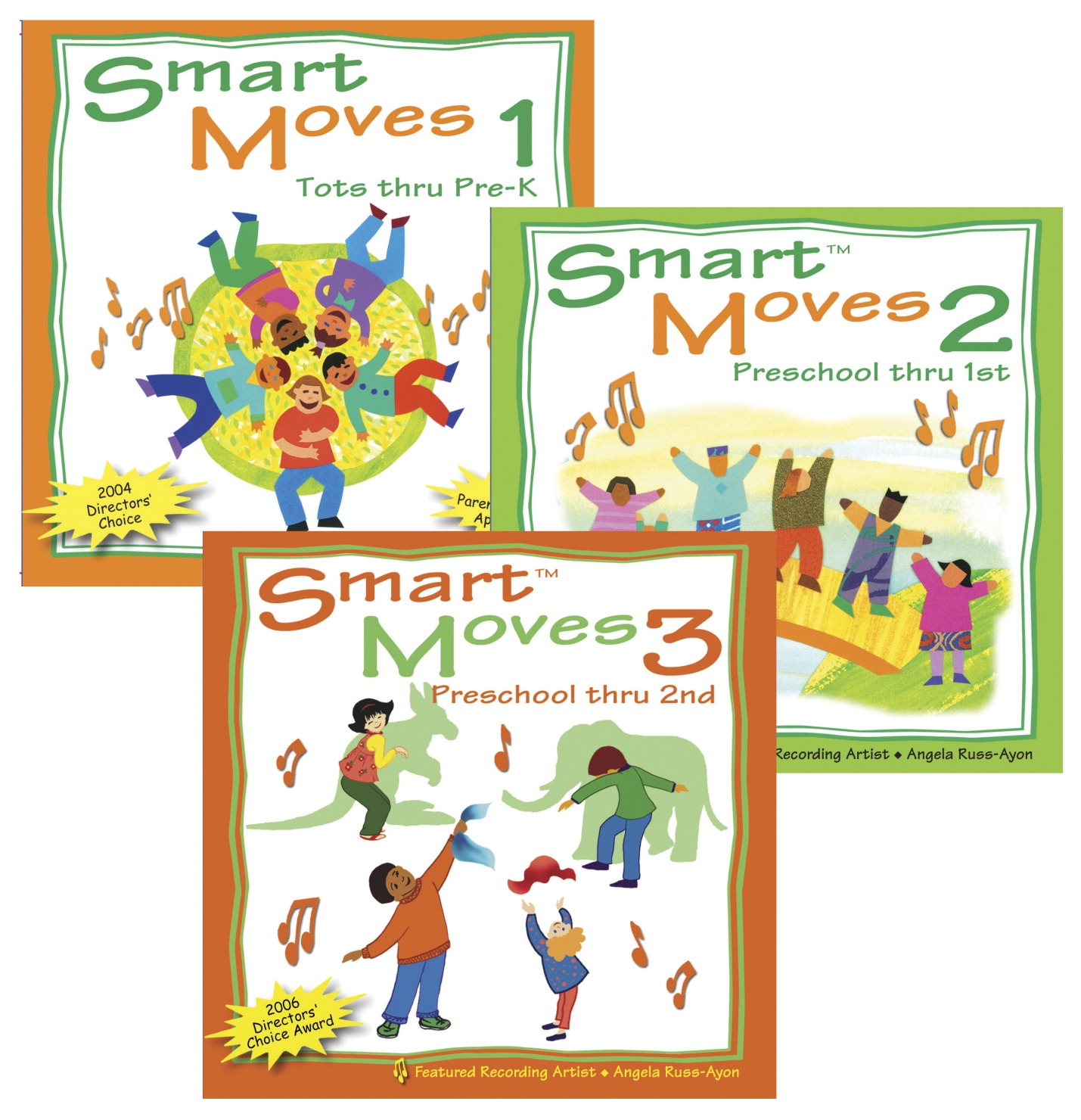 Special Needs Children Special Needs Special Needs Sensory Resources Books - 1407806 - School Specialty Cd Set; Set Of 3 1407806