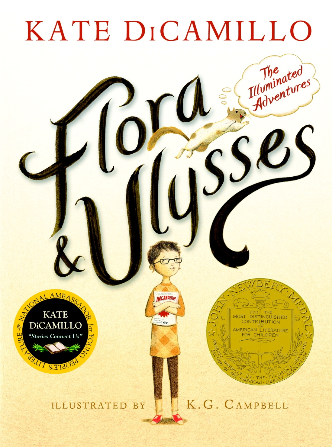 School Specialty Flora And Ulysses: The Illuminated Adventures Book-kate Dicamillo; Pack Of 6 - 1501192 - Instructional Materials Resources Science Activities Equipment Physical Science Projects Books 1501192