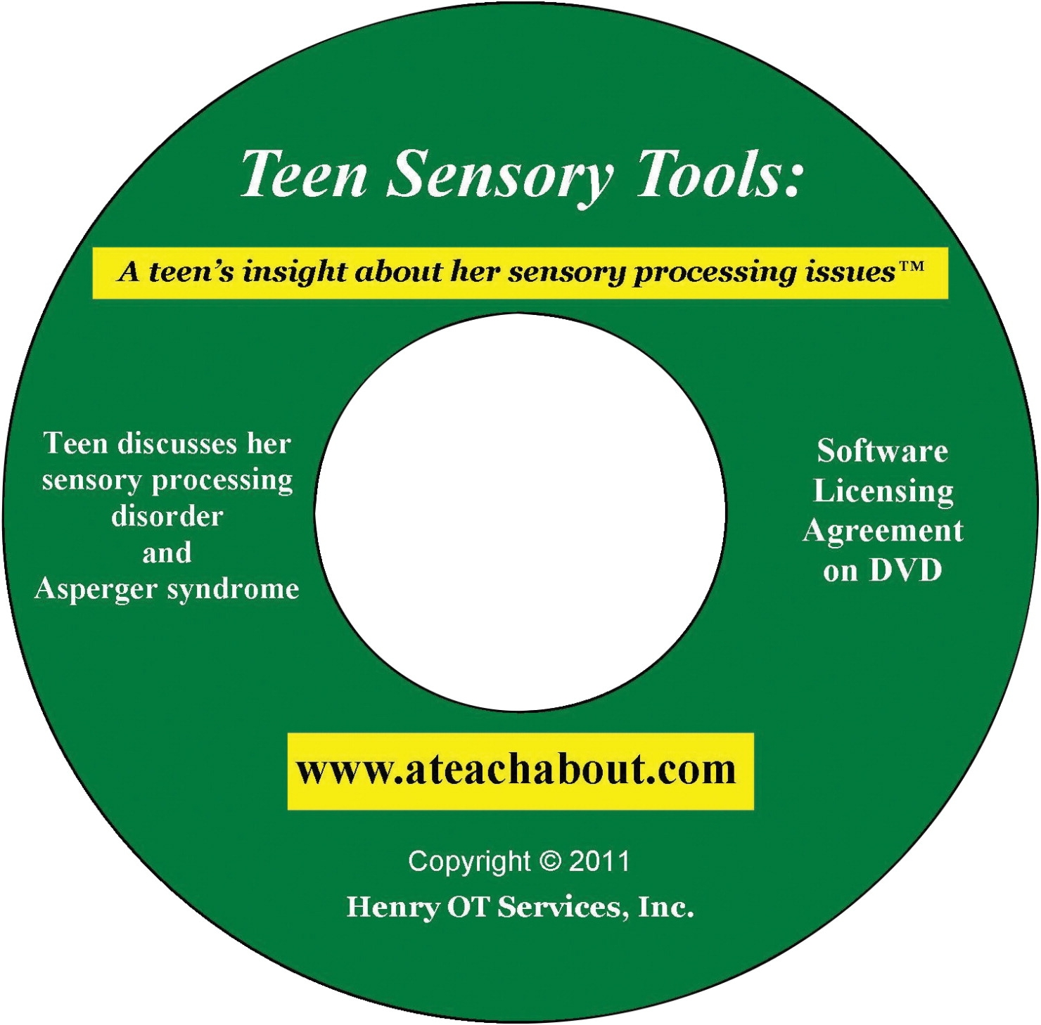 School Specialty Teen Sensory Tools: Sensory Integration/sensory Processing Issues Dvd; 22 Min - 1433054 - Hockey Dvds And Videos Ice Hockey Skill Building Development Dvd 1433054