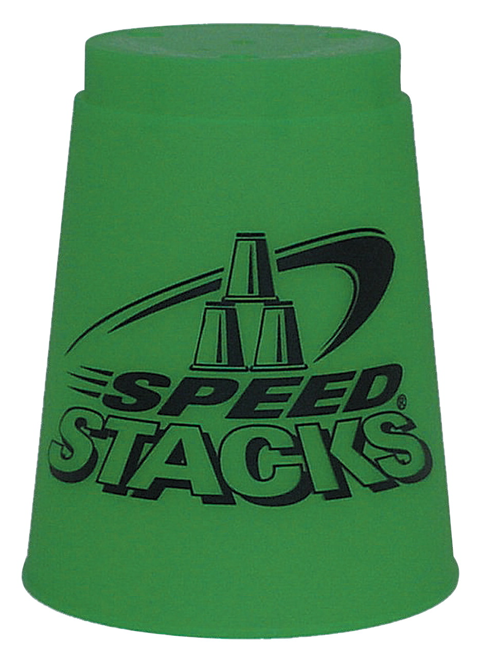 Baseball And Softball Baseball Athletic Supporter Cups - 018501 - Speed Stacks Cups; Set Of 12; Green 018501