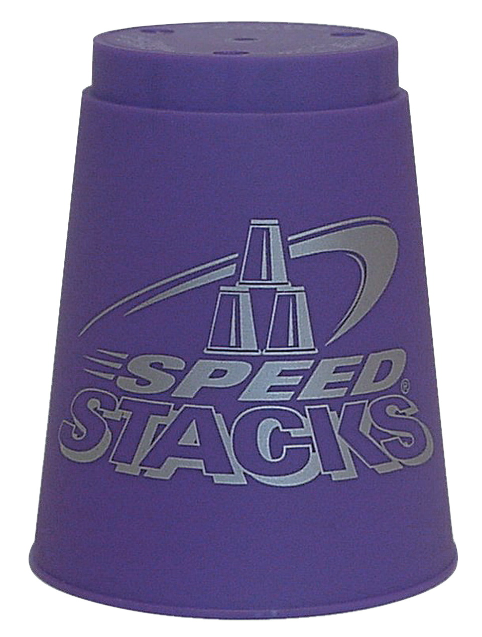 Baseball And Softball Baseball Athletic Supporter Cups - 018492 - Speed Stacks Cups; Set Of 12; Purple 018492