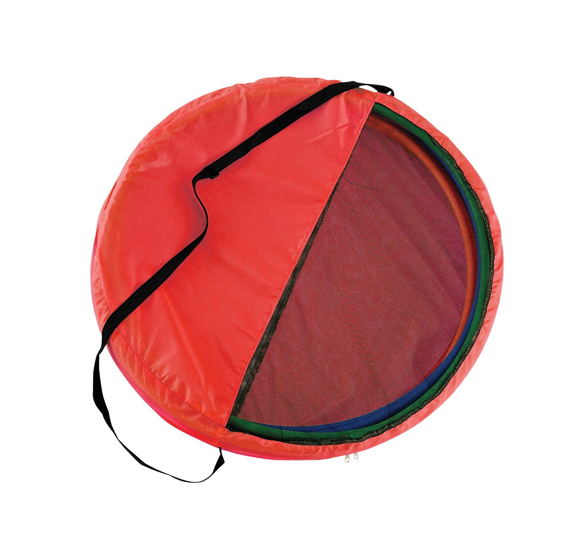 Bowling Outdoor Activities Bowling - 1478839 - Sportime 24 In Hula Hoop Tote-n-store Bag; Red 1478839