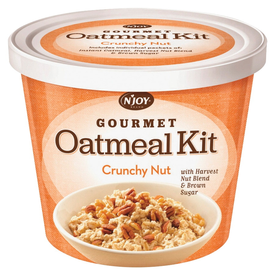 Sugarfoods Crunchy Nut Oatmeal Cup; Orange; Pack Of 8 - 1406706 - Baseball And Softball Baseball Athletic Supporter Cups 1406706