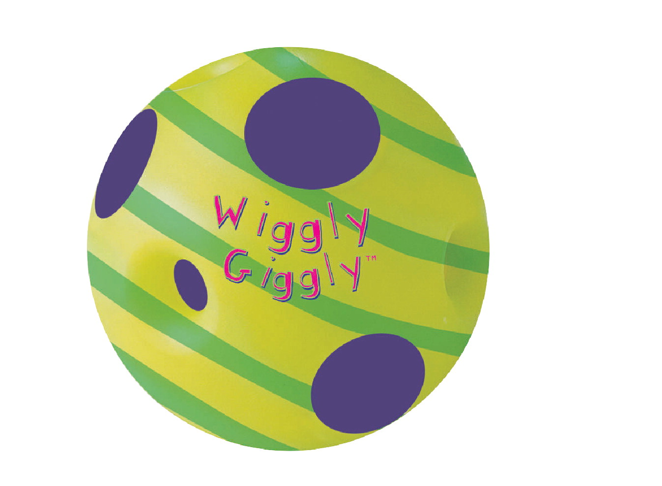 Special Populations Children Special Needs Gaint Leap Visual Snoezelen Fiber Optics And Interactive Panels - 005519 - Toysmith Large Wiggly Giggly Ball; 7 In; Soft Plastic; Assorted Color 005519