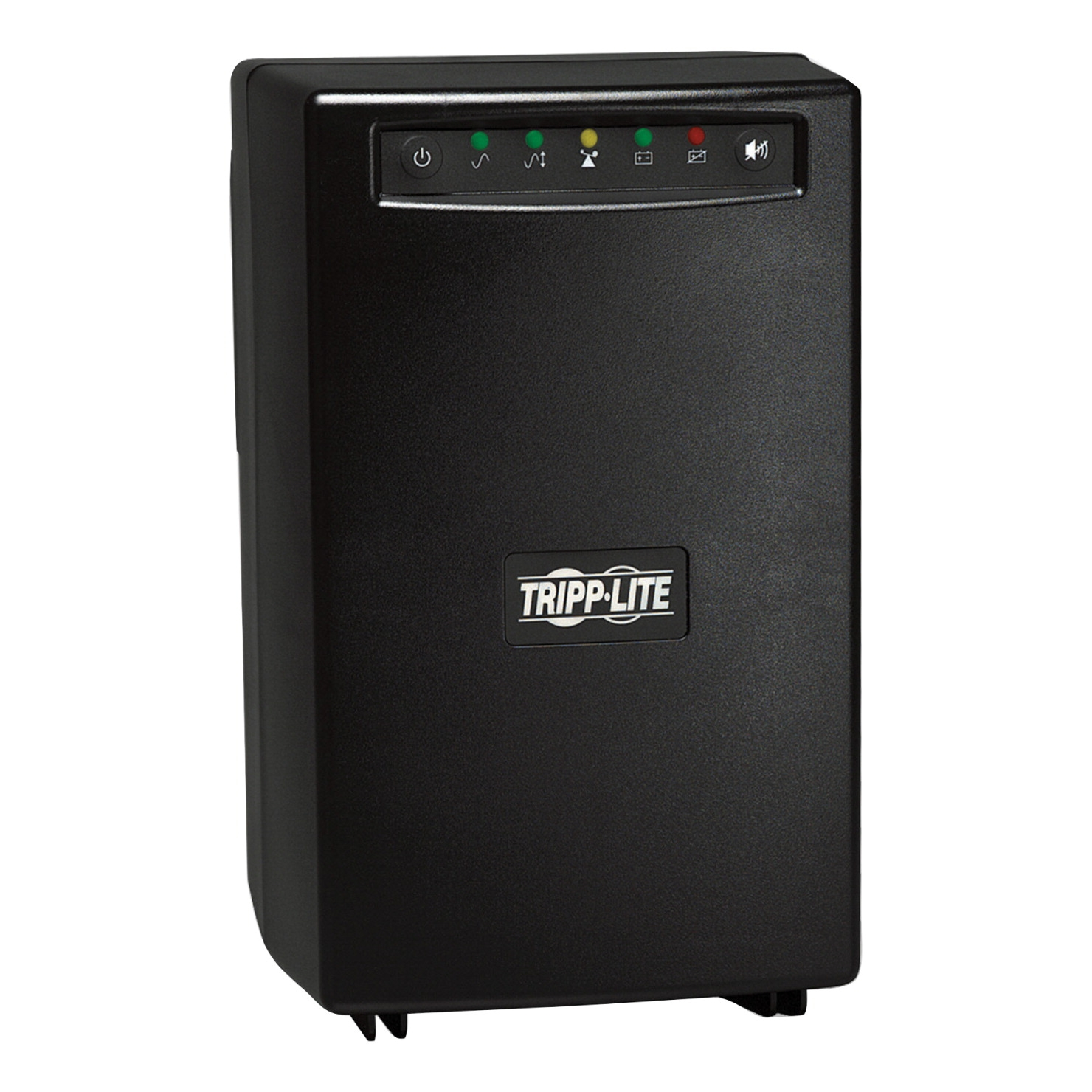 Tripp Lite Vs 8-outlet Line Interactive Ups System-75 Min Backup Usb Port; 1500 Va; 11.8 In H X 7.3 In W X 7-1/2 In D; Black - 1101508 - Facilities Management Electrical Cords Strips 1101508