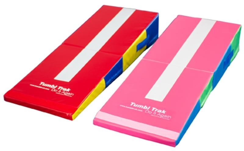 Folding Mini Ramp - Fmr-bp - Physical Education And Recreation Gym Mats Folding Mats FMR-BP