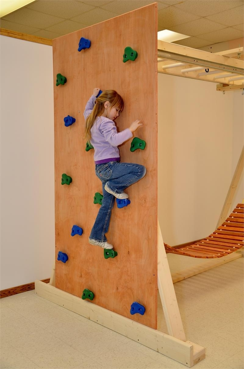 Rock Climbing Wall - Rw303 - Collegiate Sports Ncaa College Slippery Rock Sru The Rock Toys Games Puzzles Games RW303