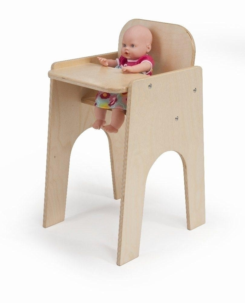 Doll High Chair - Wb1229 - Toys Toys Dolls Playsets Puppets WB1229