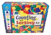 Counting And Sorting Kit - 7027 - Collegiate Sports Ncaa College Johnson County Cc Cavaliers Toys Games Puzzles Games 7027