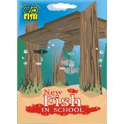 Toys Educational Toys Educational Flash Cards - 2163 - New Fish In School Card Game 2163