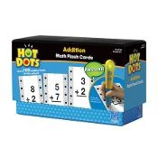 Toys Educational Toys Educational Flash Cards - Ei-2755 - Hot Dots Flash Cards Addition Facts 0 To 9 EI-2755