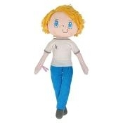 Toys Hands On Math Activities - 06309 - Myles Doll - I Have Courage Collection 06309