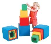 Toys Building Toys Blocks - Cf910-012 - Nest And Stack Blocks CF910-012