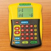 See N Solve Fraction Calculator - Ei-8479 - Toys Educational Toys Maths EI-8479
